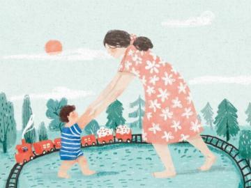 2020母亲节的暖心祝福语  祝天下的妈妈们母亲节快乐
