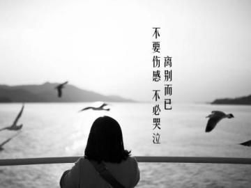 带人生感悟的伤感句子 时间终究会比爱强悍,忘记什么都不难