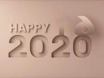 告别2019迎接2020的积极向上的说说