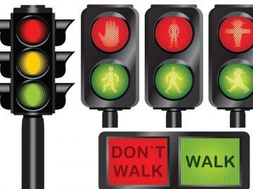 关于交通安全的宣传标语口号:行人一生平安,行车一路平安