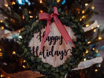 圣诞节适合发的祝福说说 祝你圣诞快乐