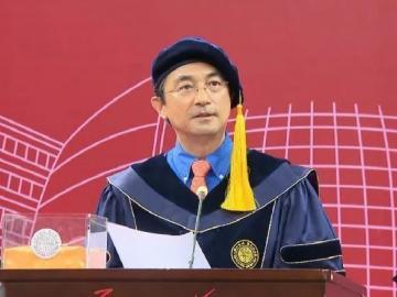 2019年苏州大学网红校长毕业致辞说说
