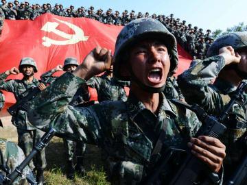 八一建军节92周年致敬人民军队祝福说说