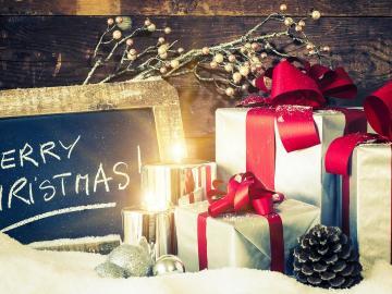 圣诞节祝你平安快乐的祝福语
