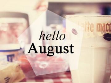 迎接八月的伤感励志唯美短句