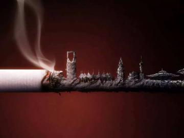 下定决心戒烟的经典说说