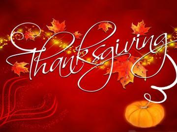 明天就是感恩节的祝福说说 祝你感恩节快乐