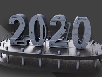 2020年第一天发朋友圈的励志说说