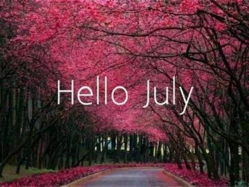 2019年已过半程,与六月挥一挥手告白,迎接崭新的七月