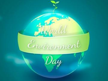 关于世界环境日的说说句子