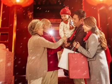 正月初一拜年祝大家新年好的祝福说说