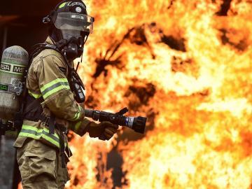 关于预防火灾的口号