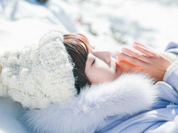 冬天首雪看雪景的心情说说