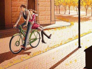 甜齁人的爱情说说   突如其来的遇见,始料不及的欢喜