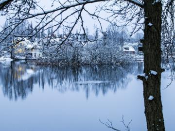描写二十四节气小雪的祝福说说