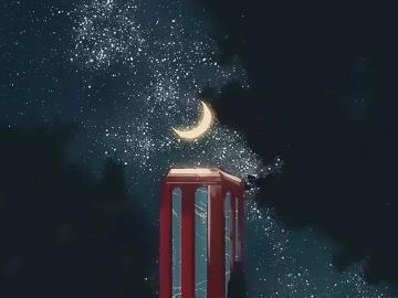 晚安,在美好的温柔乡里静谧入梦