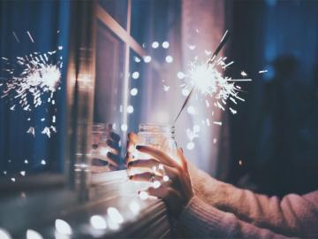 2020年新的一年的新年愿望说说 如果说有钱是一种错,我希望能一直错下去