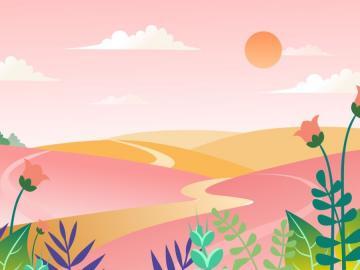 含春描写春天的诗句 春风又绿江南岸,明月何日照我还