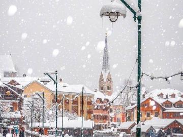 2019年下第一场雪的唯美心情说说