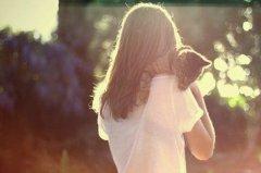 唯美伤感的爱情说说短语 我怀旧,因为我看不到你和未来