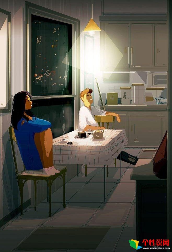 早安心语180915:最耀眼的光芒,一种是太阳,一种是我们努力的模样