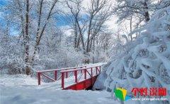 下雪了的说说心情短语2019图片 下雪说说带图片简短精选