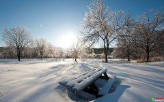 关于下雪心情说说大全