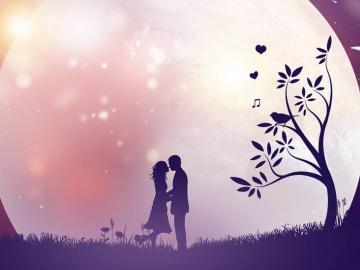 七夕情人节描写爱情的古诗