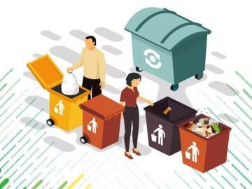 有关于垃圾分环保公益的说说句子