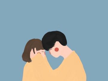 温柔干净的情侣文案 可爱不是长久之计,可爱你却是一生承诺