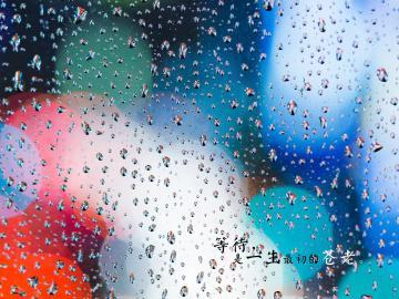下雨天的心情经典说说句子  不知你在为谁撑伞,怀里留着谁的温度