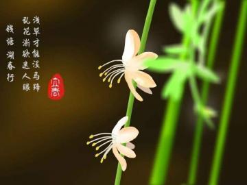 一日之计在于晨,一年之计在于春的立春祝福说说