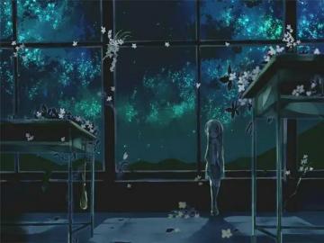 日语励志美文 我们都在心中上放映着一部部电影