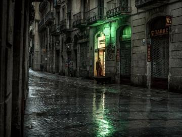 下雨感慨心情说说 最美的不是下雨天