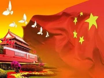 八一建军节,举起快乐的军旗,吹响祝福的军号
