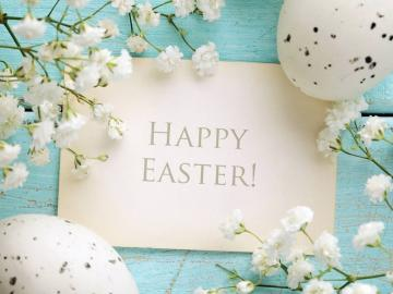 4.22复活节祝福说说 祝你复活节快乐幸福