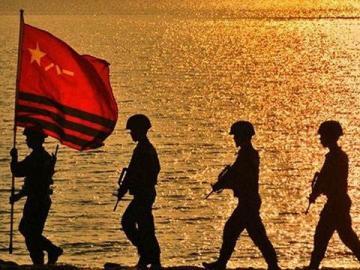 八一建军节致敬中国英雄祝福说说