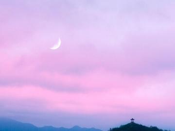 晚安,环游遍了整个星系,找不到比你更亮的星星