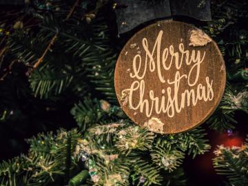 适逢圣诞,尽情狂欢的祝福句子