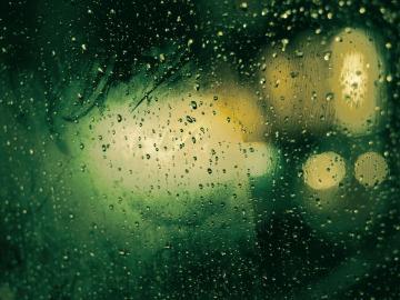 雨天述说心情精选