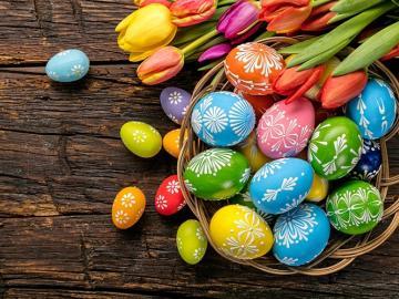 关于复活节短信祝福说说
