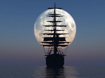 中秋赏月的诗句