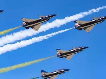 人民空军成立70周年的心得体会