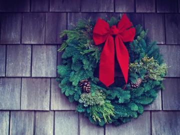 圣诞到,铃铛响,将祝福一并打包送给你