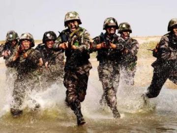 八一建军向最可爱的军人们致敬 祝8.1节日快乐