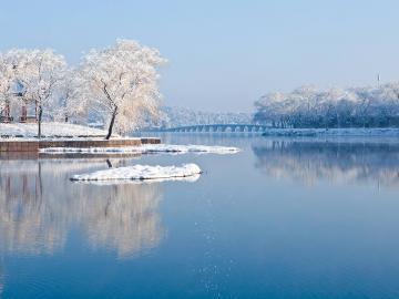 二十四节气小雪快乐的祝福语