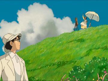 宫崎骏《起风了》经典台词 昔风不起,唯有努力生存