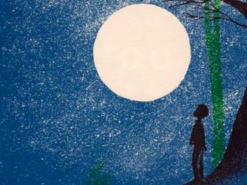 晚安,要在天亮前变成小星星,去偷亲你的眼睛
