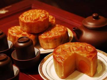中秋节送月饼的说说