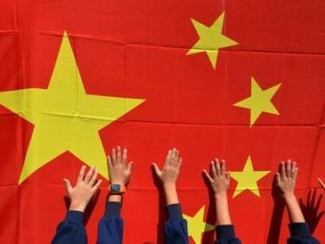 十一国庆节表白祖国的一句话